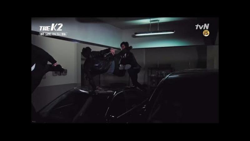 The K2 - Tổng hợp những pha võ thuật đỉnh cao của Ji Chang Wook | 지창욱