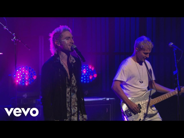 WALK THE MOON One Foot Live From The Tonight Show Starring Jimmy Fallon