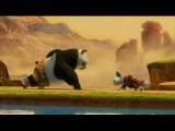 Kung Fu Panda Training Scene - HD