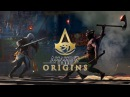 Assassin's Creed Истоки – Релизный трейлер (XONE) [RU/4K]