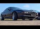 BMW 850 CSI Alpina B12 BiTurbo Coupe SOUND