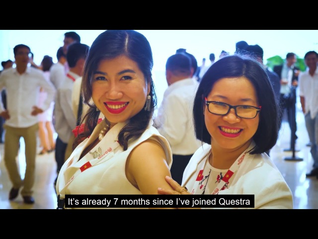 Questra World Company conducted Leadership in Vietnam