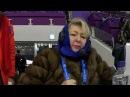 «Вот это поздравили страну девчата!»— Татьяна Тарасова несдержала слез после выступления Евгении Медведевой. Фигурное катание. XXIII Олим6