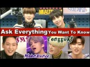 ENG SUB B A P Himchan Youngjae Jongup Zelo @ NCT's Night Night 😄 Funny Stories Highkey Savage Lowkey Praise moments 2017 12 26