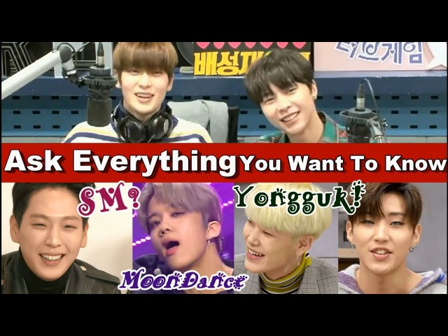 [ENG SUB] B.A.P (Himchan Youngjae Jongup Zelo) @ NCT's Night Night 😄 Funny Stories: Highkey Savage, Lowkey Praise moments 2017.12.26