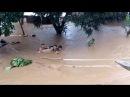 Тропический циклон Санба в Филиппинах. Наводнение на севере острова Минданао (Филиппины, 13-14.02.2018)