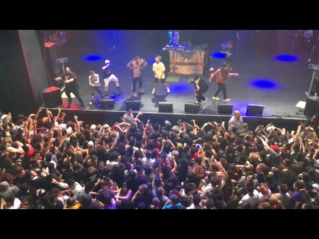 Ramirez - Don't Test Me Pussy Boi (Live in LA, 11/6/2016)