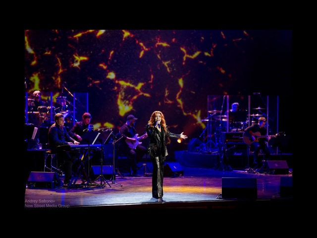 Сольный концерт Анастасии Спиридоновой в Кремле 19 10 2017