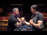 What's The Secret To Arm Wrestling Devon Larratt with Skip Bedell