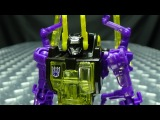 Titans Return Legends KICKBACK: EmGos Transformers Reviews N Stuff