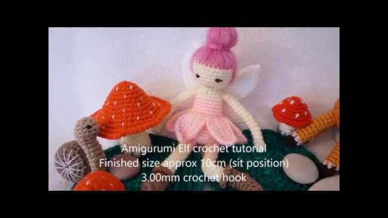 Amigurumi Elf crochet