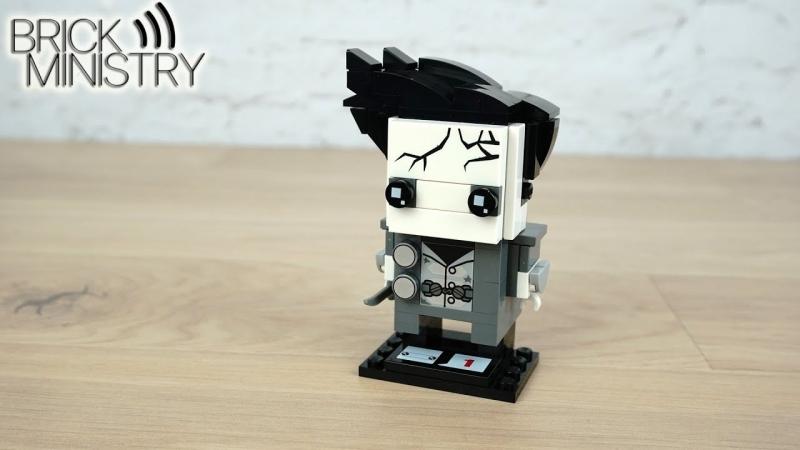 [Обзор] LEGO 41594 BrickHeadz ● Капитан Армандо Салазар
