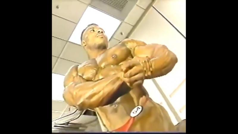 Dexter Jackson (Декстер Джексон) 25 лет 84 кг