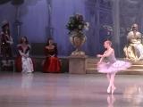 Балет Спящая Красавица. Вариация Феи Хлебных Крошек