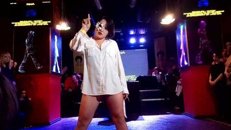 RINA - Sevdaliza - Human (choreography by Galen Hooks) Rag'n'bone man - Human (choreography by Jane Kim)