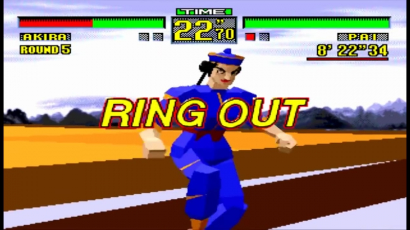 [Jornada Gamer] Virtua Fighter [Sega 32X] [Longplay]