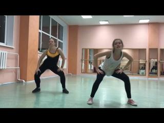 WAISTLINE TING | Gold Lady ZN | Dancehall dance