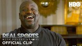 Shaquille O'Neal The Brand Real Sports w Bryant Gumbel HBO