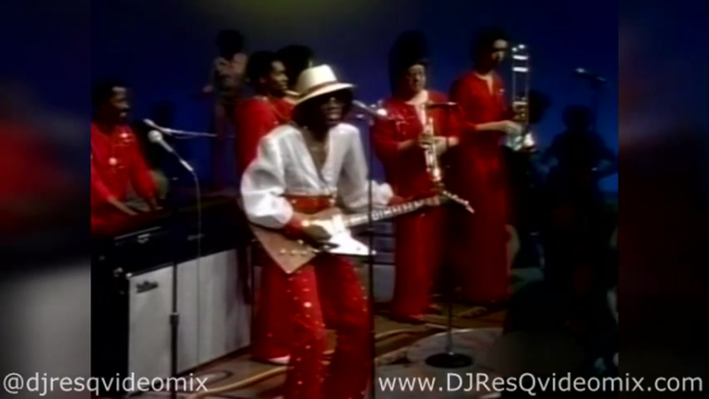 Johnny Guitar Watson - A Real Mother For Yah (@djresqvideomix edit)