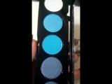 видео обзор на палитру теней Т07 от Atelier Paris. как всегда делаю я Таня Губарь
