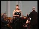 Ария Графини из оперы «Свадьба Фигаро» исполняет Марина Агафонова