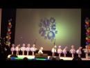 танец Девочка России