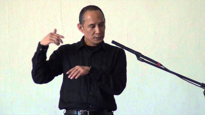 Yukio Waguri: Lecture on Butoh Notation of Tatsumi Hijikata