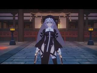 Honkai impact 3rd (kr) - new character yae sakura gameplay video mobile game