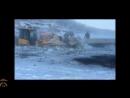 Мастерство и безбашенность водителей тяжелой техники на севере России - 5 gr.mp4