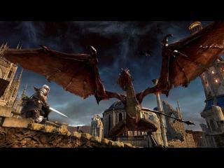 Проходим Dark Souls II: Scholar of the First Sin