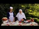 Кулинарное паломничество. Иоанно-Предтеченский монастырь  готовим баклажаны в томате на зиму