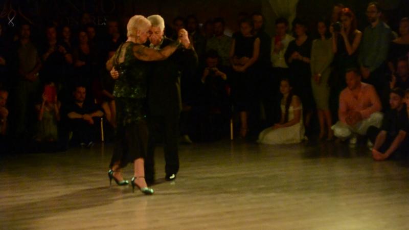Nito и Elba Garcia на Russian Tango Congress 2017 - 1-3 Yunta de Oro