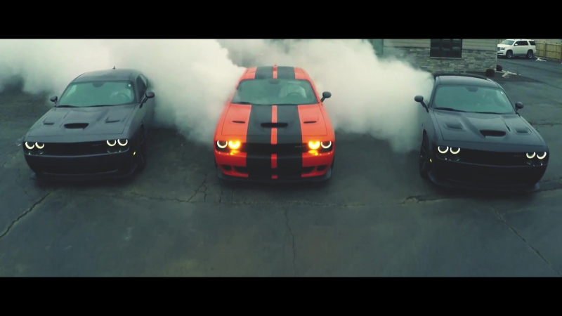 3 HELLCATS OUT TO PLAY!