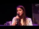 La cantante Denise Rosenthal presentó su autobiografía en Filsa 2017