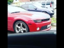 тот момент когда во дворе Chevrolet Comaro