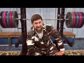 Кадыров о включении в санкционный список США