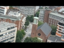 Гамбург с птичьего полёта (106 м)