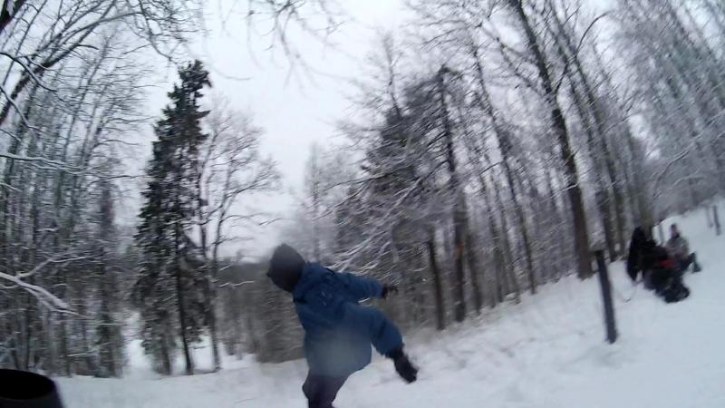 сноу скейт натоптышъ