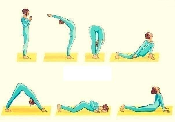 Упражнения для спины при сколиозе в домашних