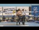 Hikaru Sato vs. Suwama AJPW - Excite Series 2018 - Day 2