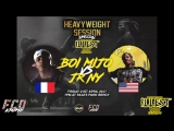 Jr NY vs Boi Mijo   Heavy Weight Session