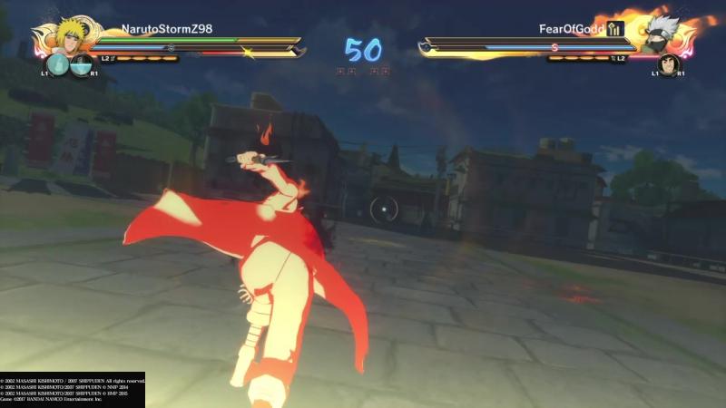 NARUTO SHIPPUDEN_ Ultimate Ninja STORM 4 ROAD TO BORUTO Онлайн битвы 3