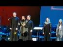 Выступление о Серафима на концерте хора СС