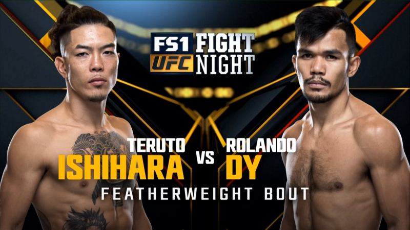 Fight Night Japan Teruto Ishihara vs Rolando Dy