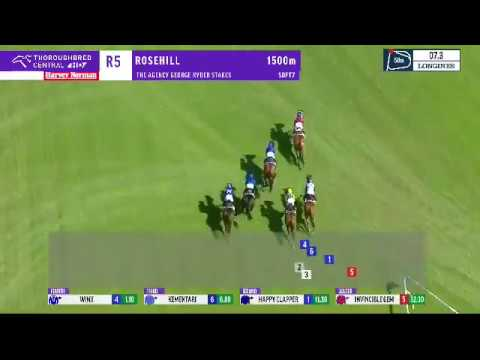 Winx $1 million George Ryder Stakes (G1) at Rosehill Gardens