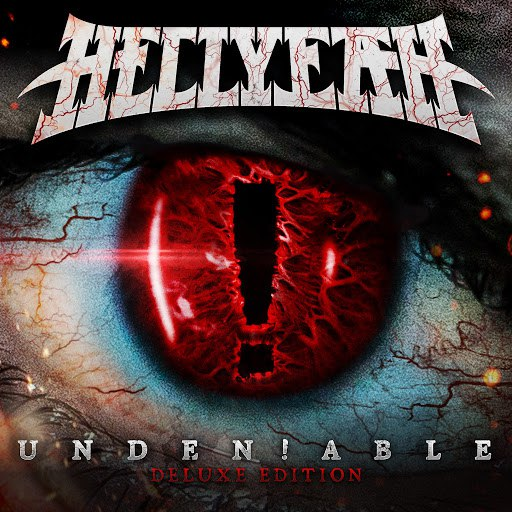 Hellyeah альбом UNDEN!ABLE (Deluxe 2.0)