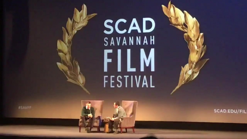 RobertPattinson on what's next and how he looks for his next roles. SCAD SAVFF