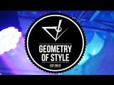 Пирамида шампанского от Geometry of Style