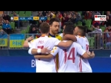 04.02.18 Чемпионат Европы 2018 Футзал Азербайджан - Испания Pola 0-1