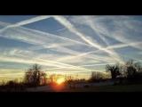 ЦРУ сообщило об использовании химических трасс (химтрейлы)